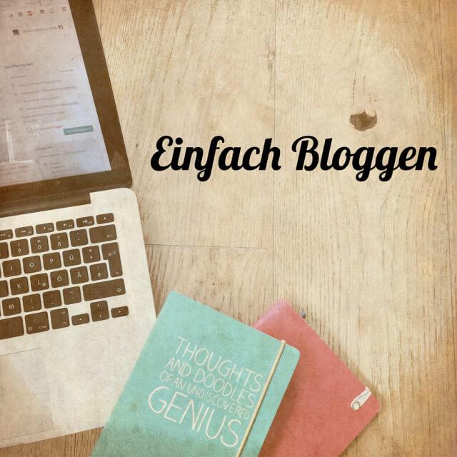 Wie manmit dem Bloggen beginnt