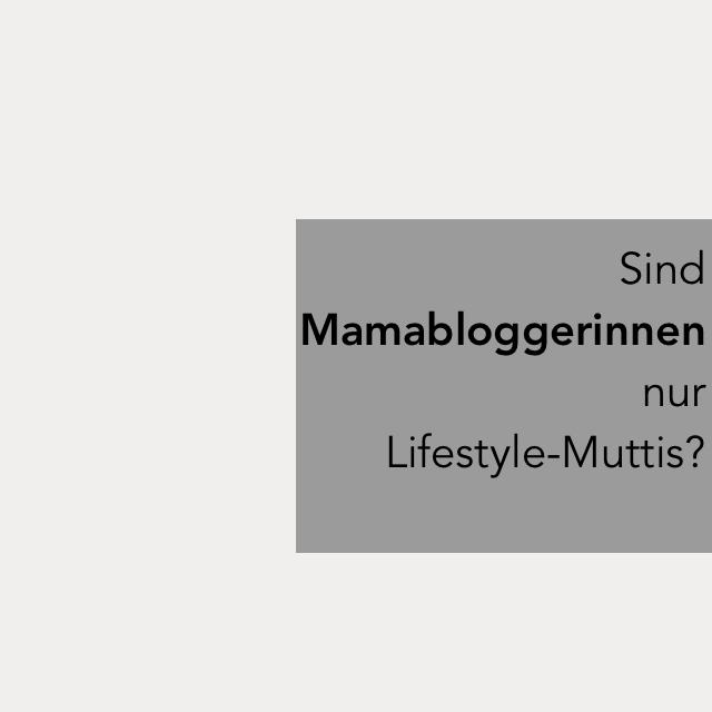 Mama Blogger