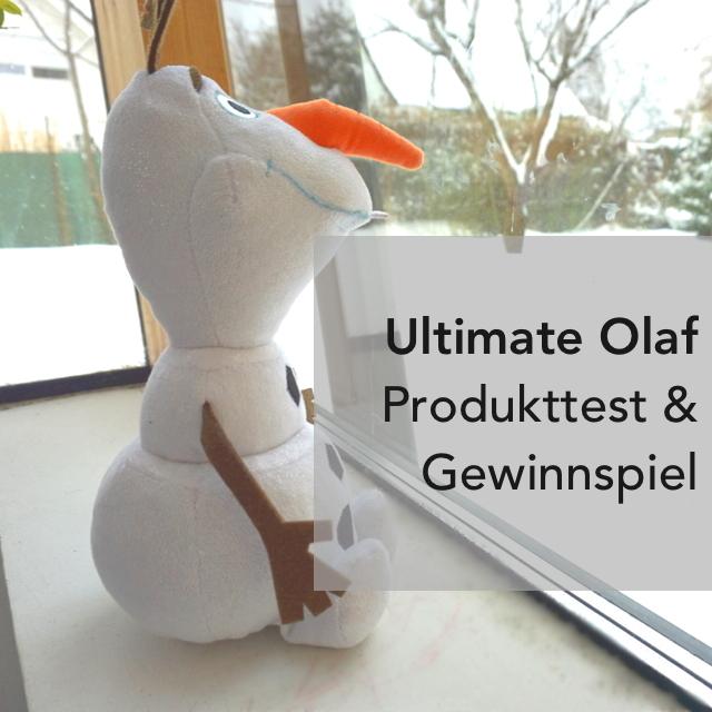 Gewinnspiel Olaf