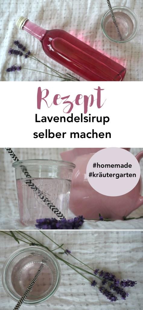 Liebt ihr Lavendel auch so wie ich? Lavendel hat fast jeder in seinem Kräutergarten und man kann viele Dinge daraus machen. Sirup zum Beispiel. Ich verrate euch heute mein Lavendelsirup Rezept, mit dem ihr haltbaren Lavendelsirup mit nur wenigen Zutaten selber machen könnt.