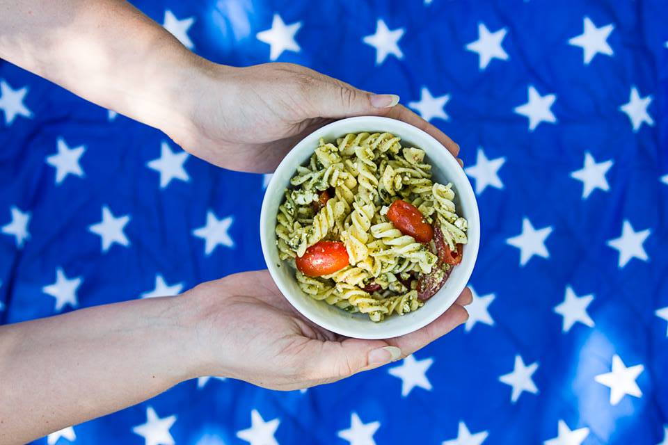 Mangold Pesto Rezept Nudelsalat