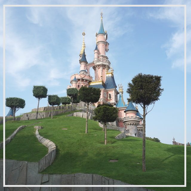 Disneyland Paris mit Kleinkind