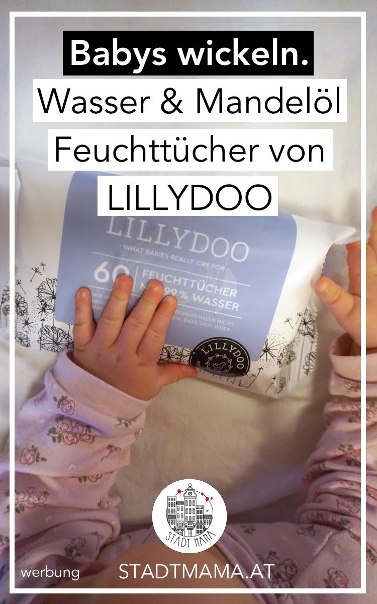 Babys Wickeln ist manchmal komplexer als man denkt. Manche Babys mögen es, manche weniger. Und dann braucht man man schmal eine Alternative für empfindliche Haut am Popo. Vor allem bei Neugeborenen ist Wickeln ein heikles Thema. Ich habe die neuen LILLYDOO Feuchttücher getestet und zeige sie euch.