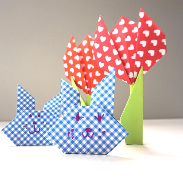 origami ideen kinder
