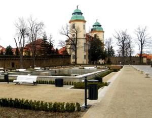 Wałbrzych - Zamek Książ, Polen