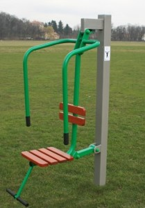Outdoor-Fitnessgerät SZ-05