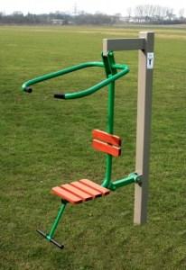 Outdoor-Fitnessgerät SZ-06