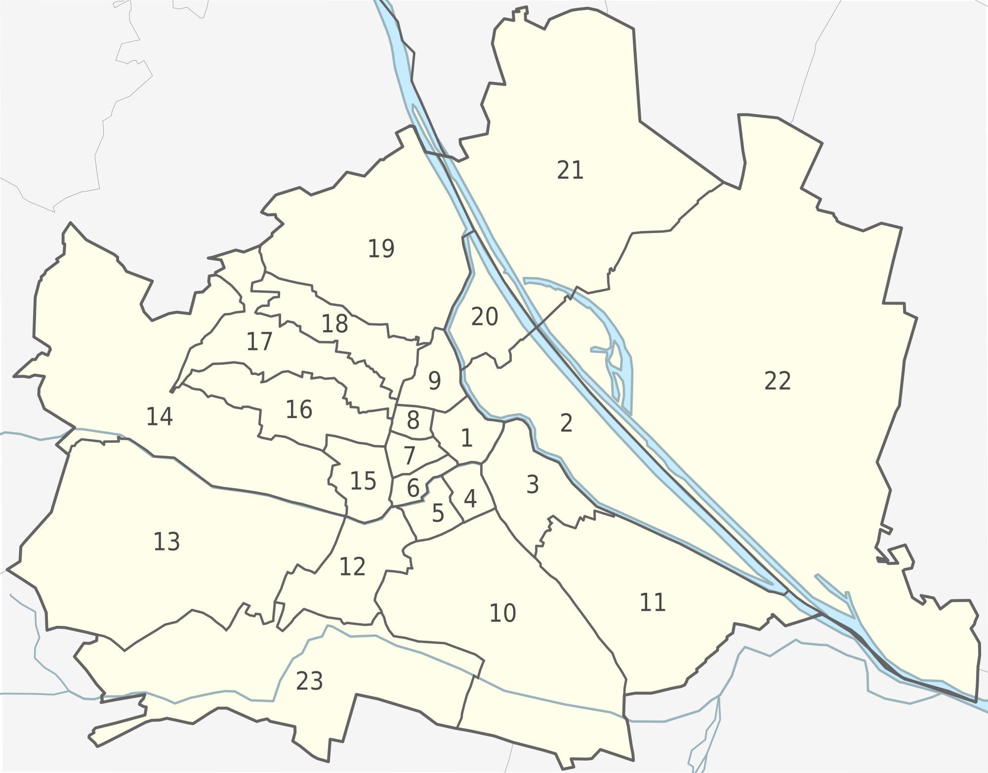 Karte München Stadtteile.Stadtplan München Viertel