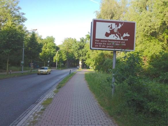 Zehlendorfer Damm Kleinmachnow