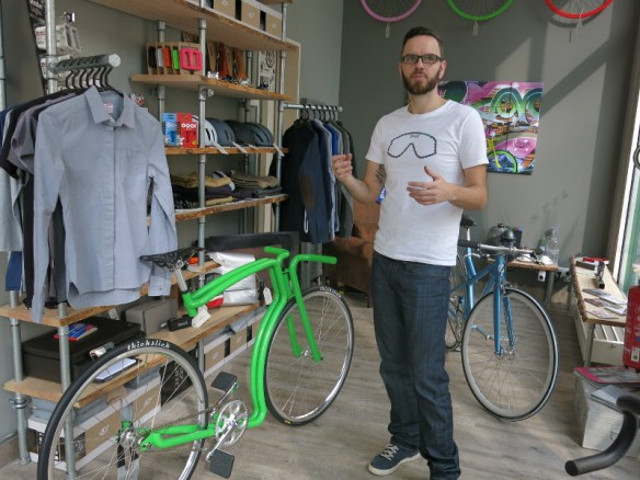 Fahrradladen auftragsrad