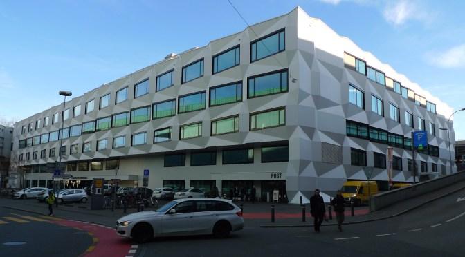 Neue Schweizer Hochschulareale