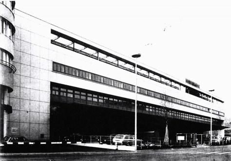 Postbetriebsgebäude (um 1980, aus Gmür 1983)
