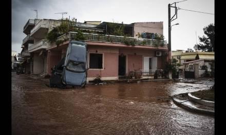 Μάνδρα: Ένας χρόνος από τις καταστροφικές πλημμύρες με τους 24 νεκρούς