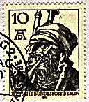 Albrecht Drer Briefmarke