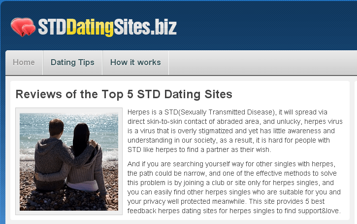 dating with herpes website reviews