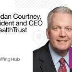Brendan Courtney, President and CEO of HealthTrust, on Their Wild Growth and the Solution to the Nursing Skills Gap [The Staffing Show Podcast]