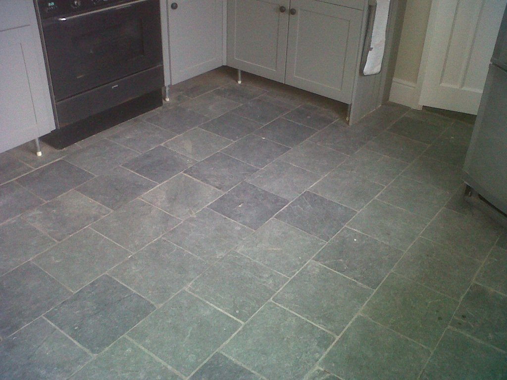sealing  Stone Cleaning and Polishing tips for Slate floors