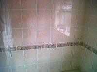 Grouting Wall Tile