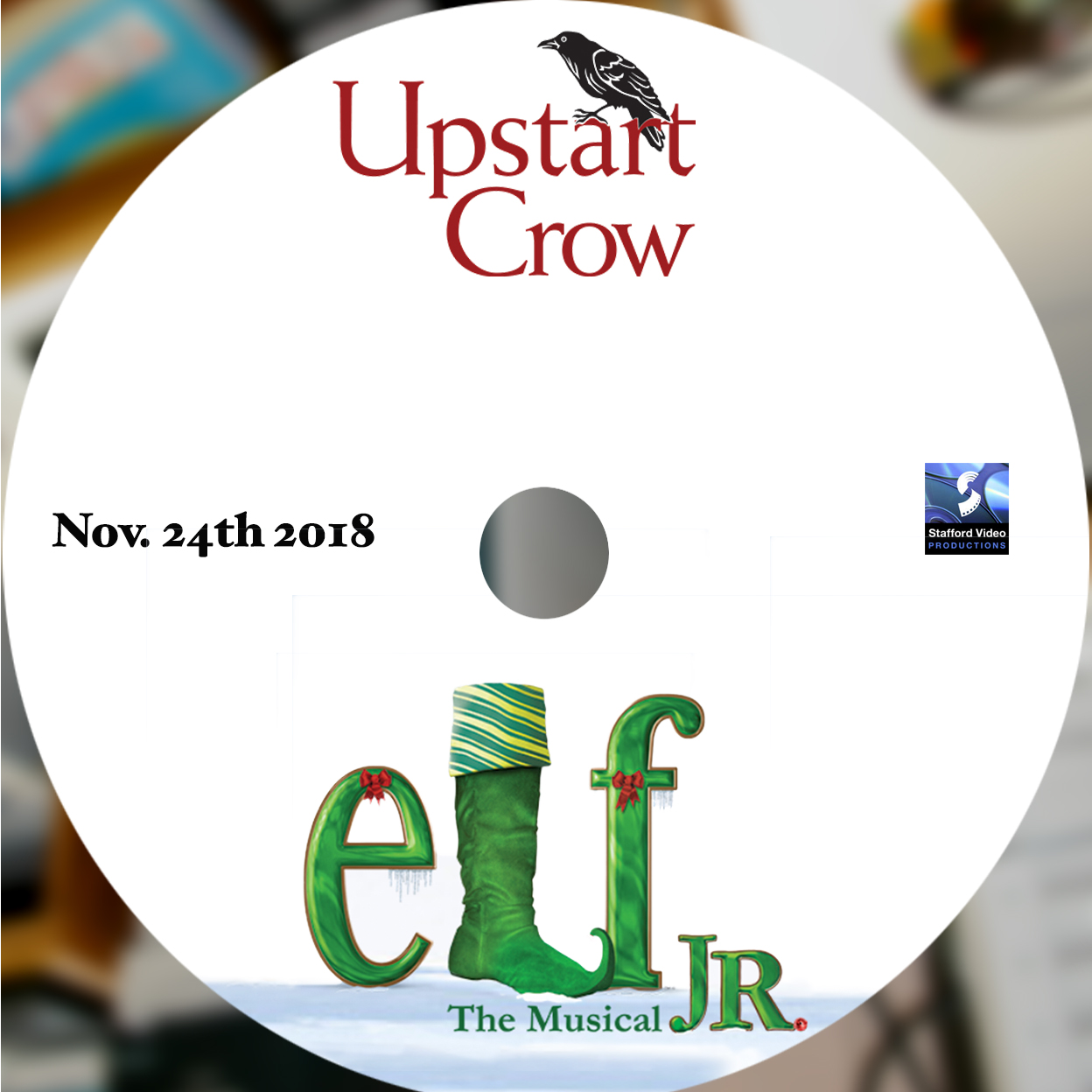 upstart crow s shrek
