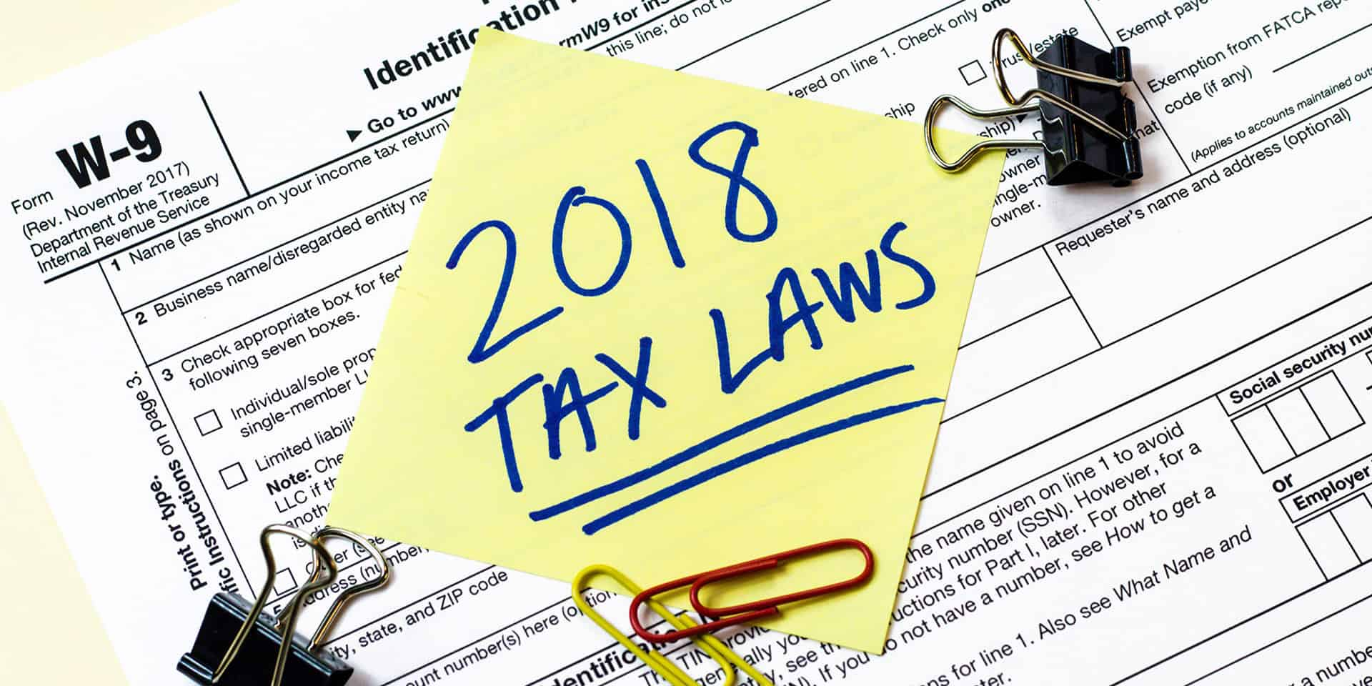 Changes To Federal Tax Withholding For