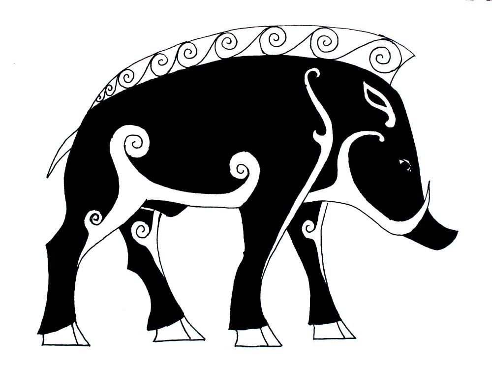 Animal Spirit 1 - The Boar (1/2)