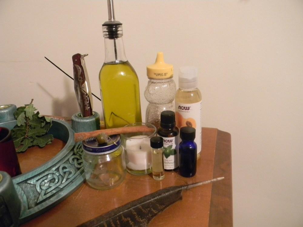 Satyr Oil (2/4)