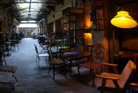 Budapest ruin bars  pub crawl in Hungary  StagDoBudapestcom