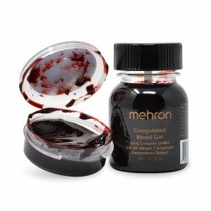 Mehron coagulated Blood