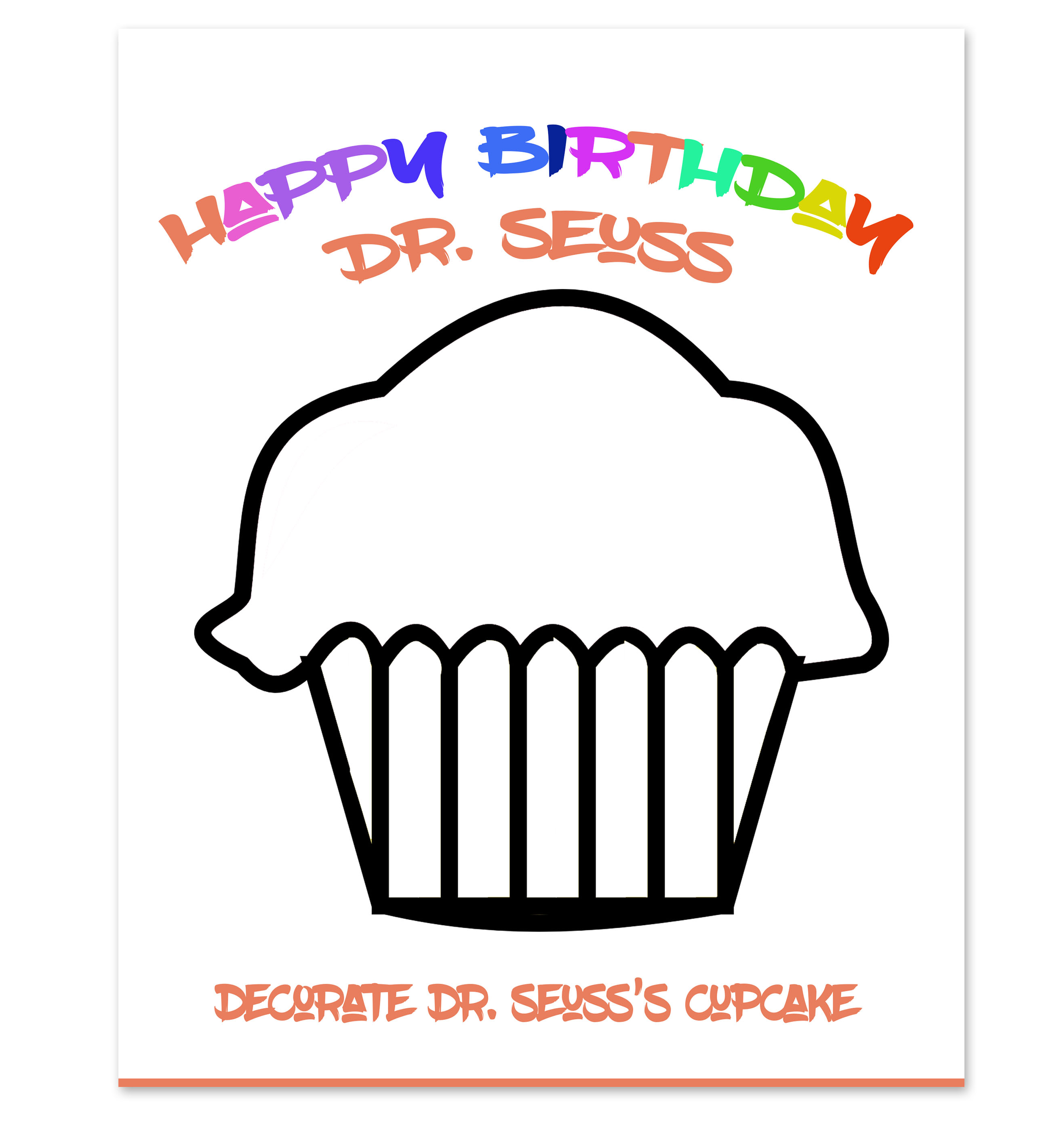 Read Across America Happy Birthday Dr Seuss