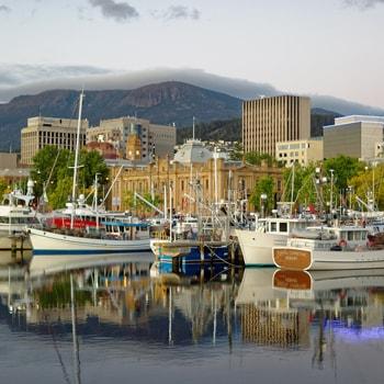 Tasmania Nipaluna Country