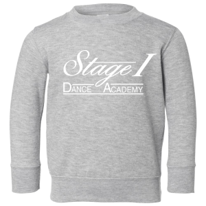 Stage I Toddler Crewneck Sweatshirt