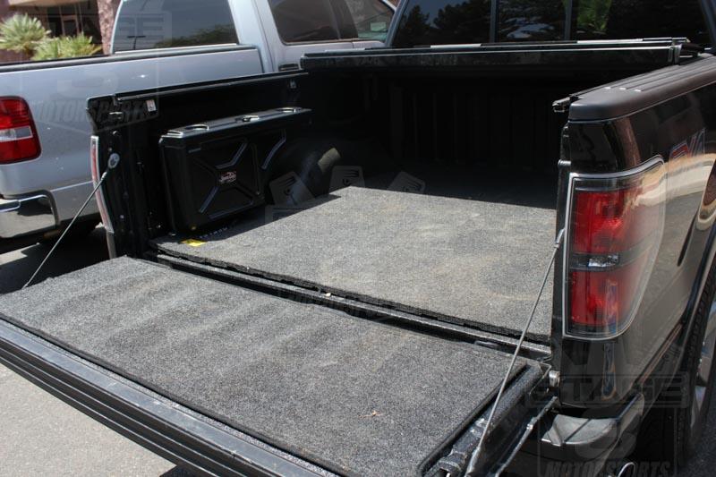 20152018 F150 55ft Bed Bedrug Mat For Sprayin Bed Liner