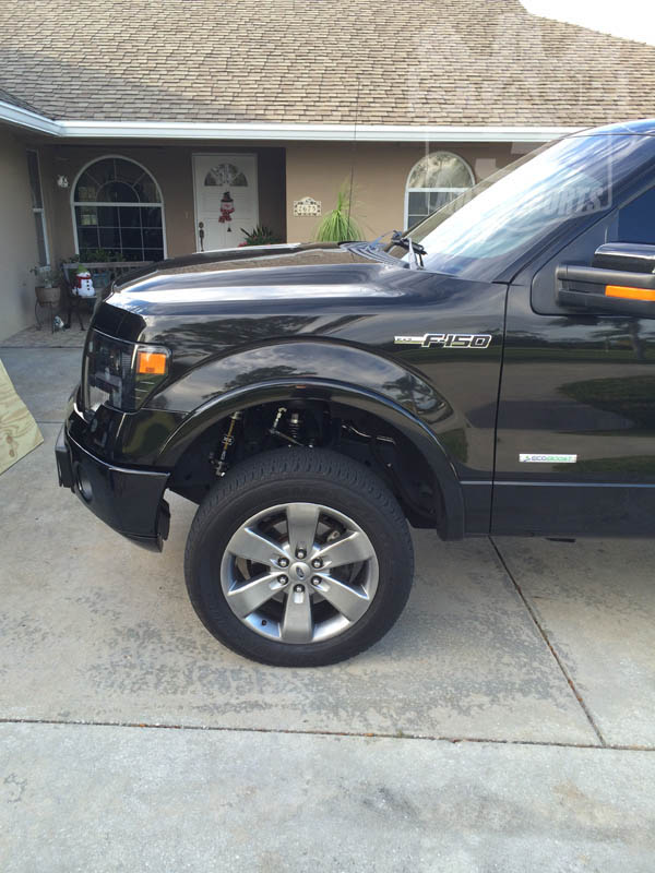 2014 F150 Lifted : lifted, Stage, Package, Tubular, K93074T