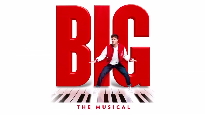 big the musical 2019
