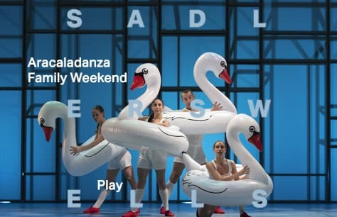 Aracaladanza: Play