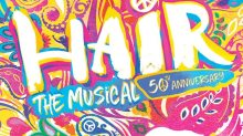 hair the musical 2019 uk tour