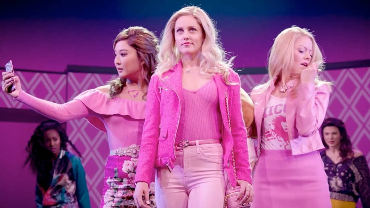 mean girls west end london