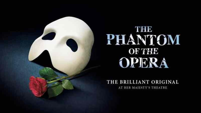 phantom of the opera west end