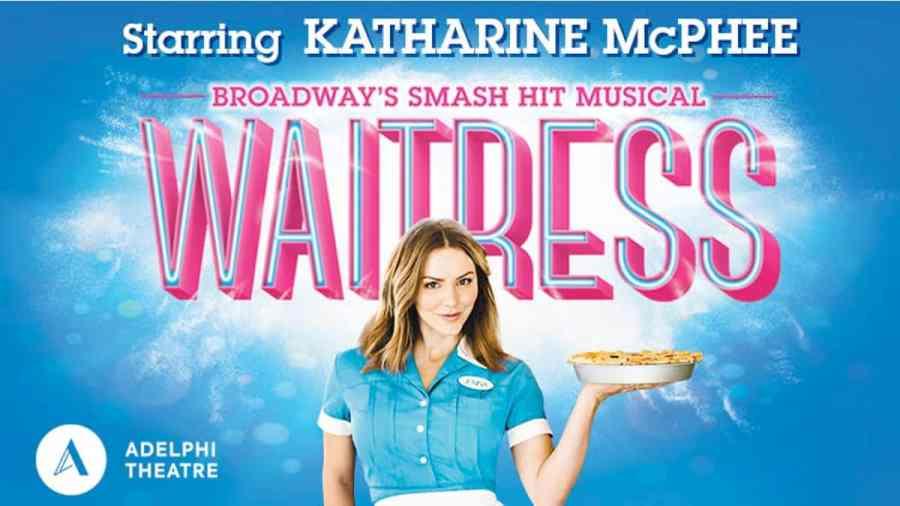 waitress london west end