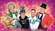 King Theatre Edinburgh 2019 2020 panto cast