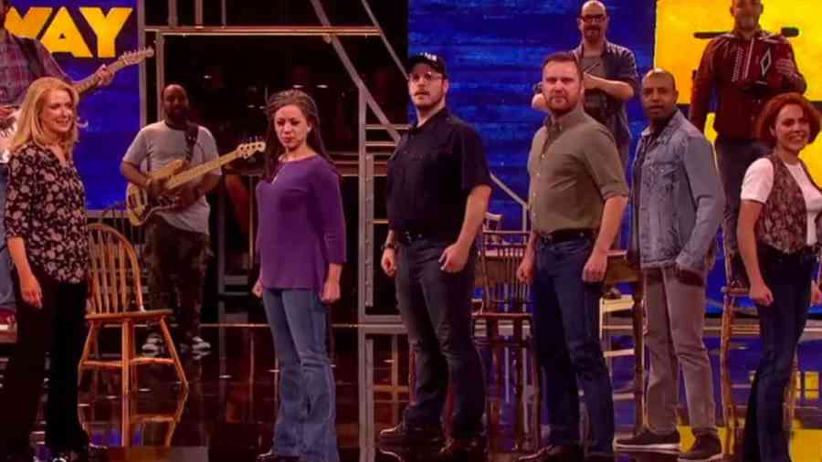 come from away 2019 olivier awards