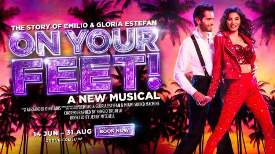 on your feet 2019 west end cast