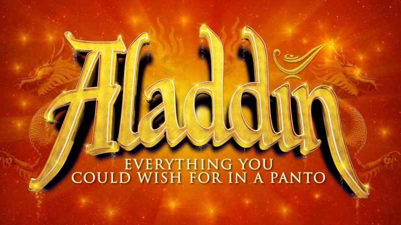 aladdin panto cast