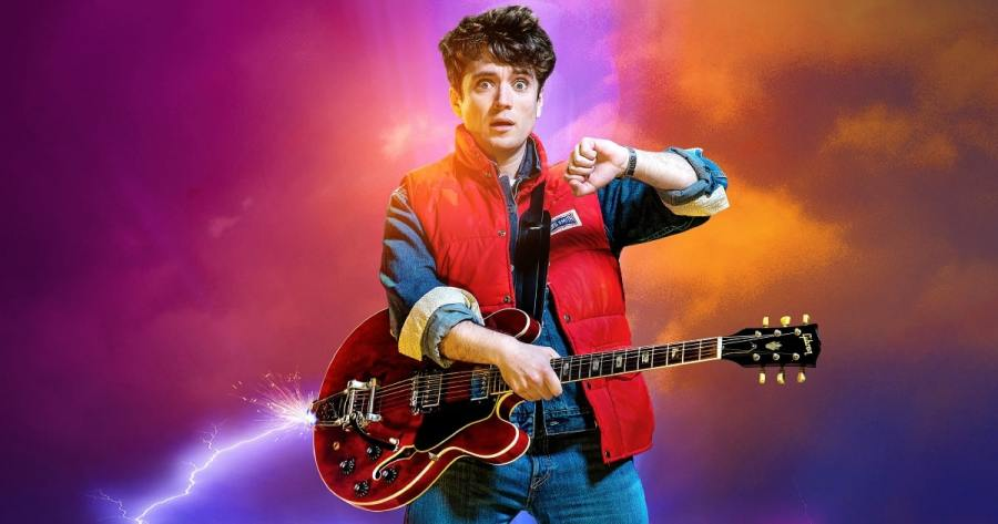 back the future musical