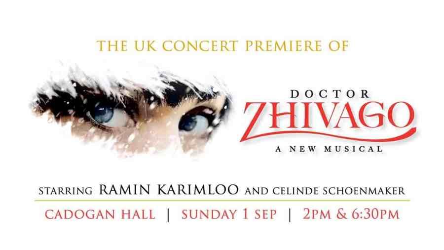 Doctor Zhivago uk concert