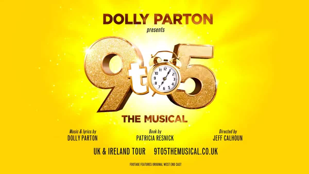 9 to 5 the musical uk - 9
