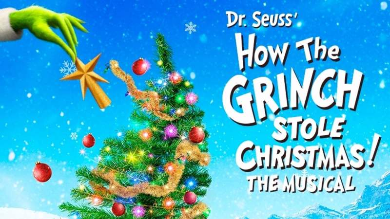 How The Grinch Stole Christmas The Musical c