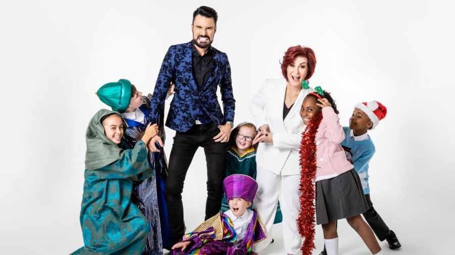 Nativity The Musical london cast