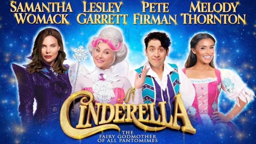 New Wimbledon Theatre panto 2019 cast