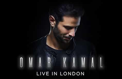 Omar Kamal Live in London